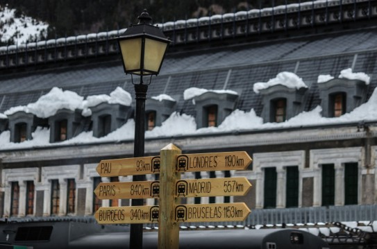 CANFRANC CARTELES