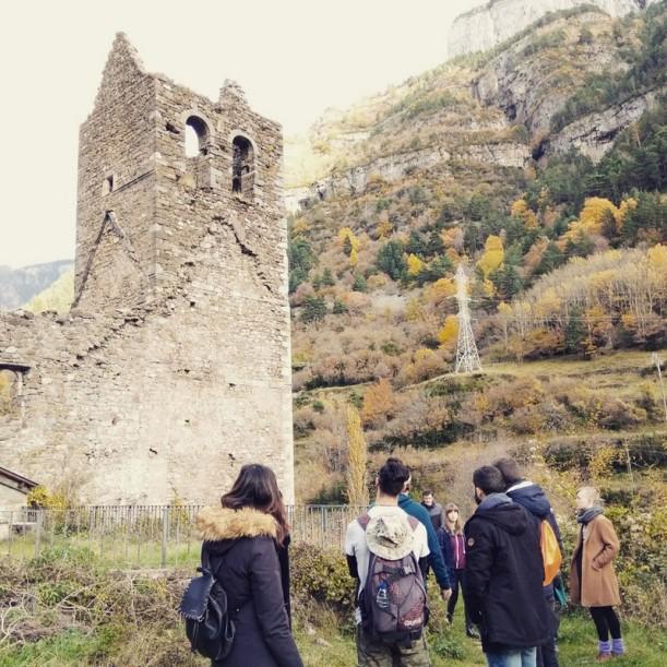 el album de Huesca - canfranc